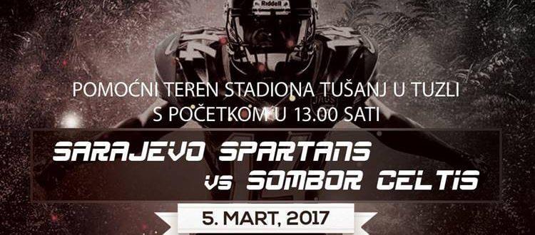 Sombor Celtis vs Sarajevo Spartans