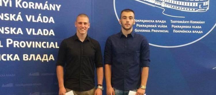 Uručeni ugovori o stipendiranju, najperspektivnijim sportistima i sportskim stručnjacima